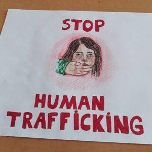 Меропритяти против трафика людей