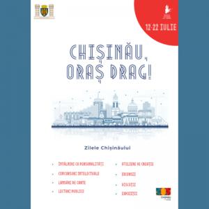 """""""Zilele Chișinăului"""""""