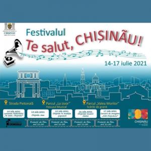 """""""Te salut, Chișinău"""""""